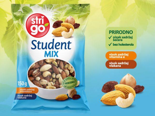 Strigo-Student mix